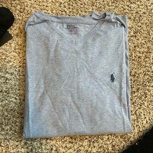 Polo by Ralph Lauren v-neck t shirt
